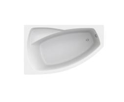Ванна акриловая Bas Камея 170x105 левая