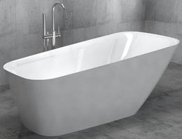 Акриловая ванна ABBER AB9218 170x77x64