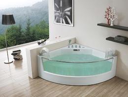 Акриловая ванна Gemy G9080 150x150x60