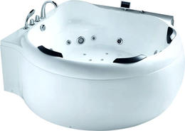 Акриловая ванна Gemy G9088 K 185x185x73
