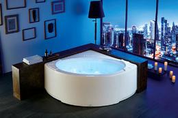 Акриловая ванна Gemy G9252 155x155x67