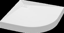Поддон литьевой GOOD DOOR Essentia R Белый 90x90