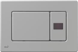 Кнопка управления AlcaPlast Antivandal для скрытых систем инсталляции хром M279S-SLIM