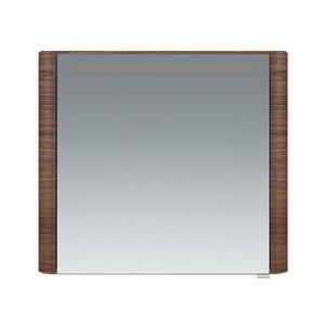 Зеркало-шкаф Am.Pm Sensation M30MCL0801NF левый 80 см орех