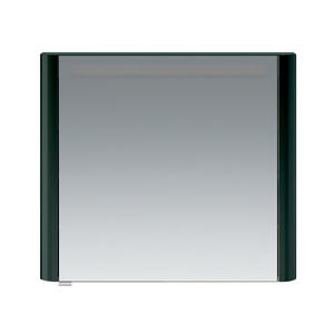 Зеркало-шкаф Am.Pm Sensation M30MCR0801AG правый 80 см антрацит
