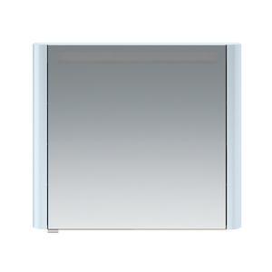 Зеркало-шкаф Am.Pm Sensation M30MCR0801BG правый 80 см светло-голубой
