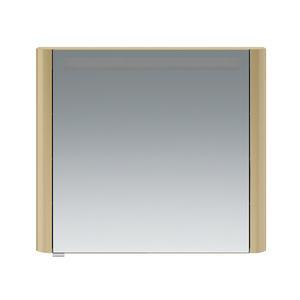 Зеркало-шкаф Am.Pm Sensation M30MCR0801NG правый 80 см нуга
