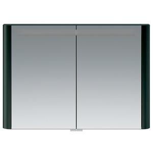 Зеркало-шкаф Am.Pm Sensation M30MCX1001AG 100 см антрацит