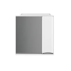 Зеркало-шкаф Am.Pm Like M80MPR0801WG правый 80 см белый
