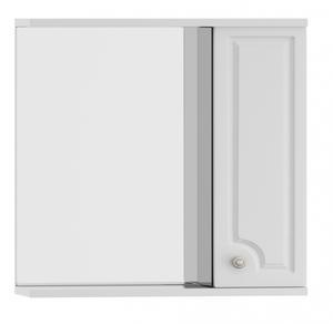 Зеркало-шкаф Am.Pm DORFF Tradition M95MPR0751WG правый 75 см белый