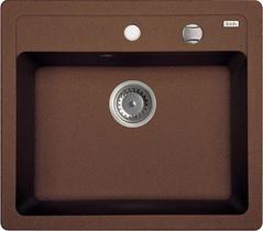 Мойка кухонная IDDIS Vane G шоколад V31C571i87