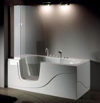 Акриловая ванна Gemy G9246 B L 170x80x196