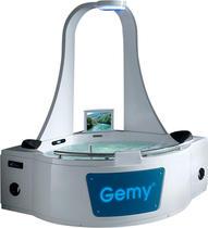 Акриловая ванна Gemy G9070 O 161x161x225