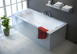 Ванна из литого мрамора Astra-Form Нейт 180x80