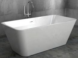 Акриловая ванна ABBER AB9212 160x80x60