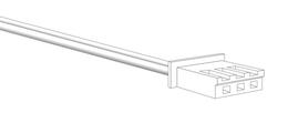 Провод крана Аквасторож заказной длины TK50