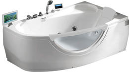 Акриловая ванна GEMY G9046 II O R 171x99x68