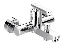 Смеситель для ванны и душа, хром Cezares SIESTA-F-VD-01