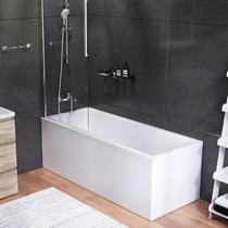 AM.PM GEM WK90EA Набор:Ванна 170x70 с каркасом и душевой системой