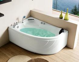 Акриловая ванна Gemy G9009 B L 150x100x60