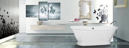 Чугунная ванна Elegansa Sabine White Н0000359 170х70