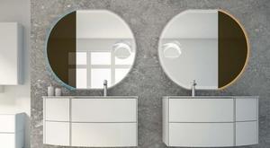 Зеркало с LED подсветкой Cezares 30x80 Soho 45031