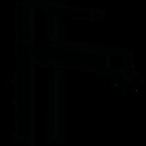 Смеситель Nobil ABC AB87119/1CR для биде