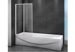 Шторка на ванну Cezares RELAX-V-4-90/140-C-Bi
