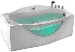 Акриловая ванна GEMY G9072 C R 171x92x77