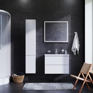 Комплект мебели для ванной комнаты AM.PM Gem BK90GA
