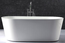 Акриловая ванна ABBER AB9209 170x80x60