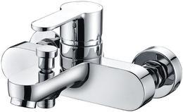 Смеситель для ванны и душа, хром Tanaro BelBagno TAN-VASM-CRM