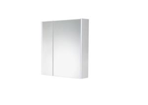 Зеркальный шкаф Roca Up ZRU9303025 60 см правый белый