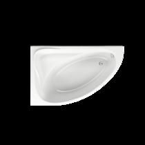 Ванна акриловая Bas Милан 170x110 левая