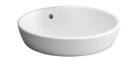 Раковина Vitra Metropole 5942B003-0012  59.5cm-цвет белый