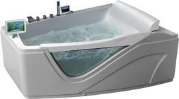Акриловая ванна GEMY G9056 O R 170x130x75
