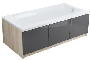 Акриловая ванна Cersanit SMART 170х80 L