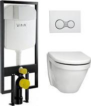 Унитаз с инсталляцией VitrA S50 9003B003-7200