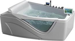 Акриловая ванна GEMY G9056 O L 170x130x75