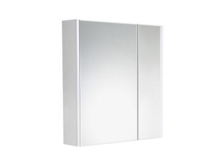 Зеркальный шкаф Roca Up ZRU9303016 70 см белый