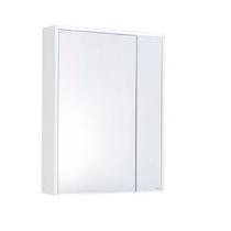 Зеркальный шкаф Roca Ronds ZRU9303007 60 см бетон/белый глянец