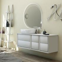 Зеркало с LED подсветкой Cezares 98x75 Bellagio 45012